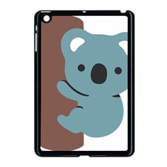 Animal Koala Apple Ipad Mini Case (black) by Alisyart
