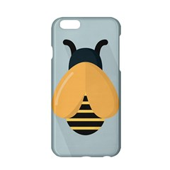 Animals Bee Wasp Black Yellow Fly Apple Iphone 6/6s Hardshell Case by Alisyart