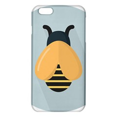 Animals Bee Wasp Black Yellow Fly Iphone 6 Plus/6s Plus Tpu Case by Alisyart