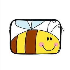 Animals Bee Wasp Smile Face Apple Macbook Pro 15  Zipper Case by Alisyart
