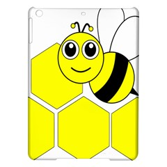Bee Wasp Yellow Ipad Air Hardshell Cases by Alisyart