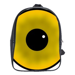 Big Eye Red Black School Bags (xl)  by Alisyart