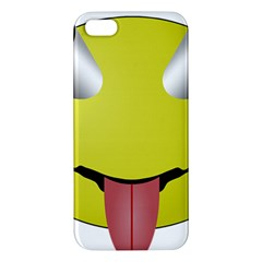 Bug Eye Tounge Iphone 5s/ Se Premium Hardshell Case by Alisyart
