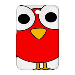 Bird Big Eyes Red Samsung Galaxy Note 8 0 N5100 Hardshell Case  by Alisyart