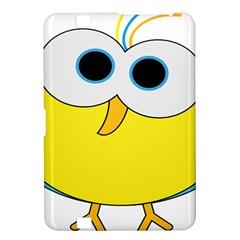 Bird Big Eyes Yellow Kindle Fire Hd 8 9  by Alisyart