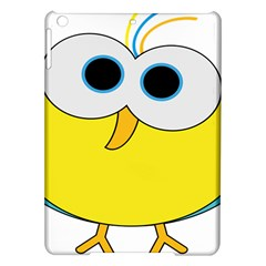 Bird Big Eyes Yellow Ipad Air Hardshell Cases by Alisyart