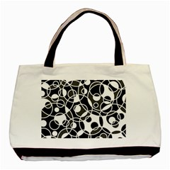Pattern Basic Tote Bag by Valentinaart
