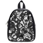 Pattern School Bags (Small)  Front