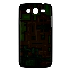 Circuit Board A Completely Seamless Background Design Samsung Galaxy Mega 5 8 I9152 Hardshell Case  by Simbadda