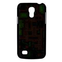 Circuit Board A Completely Seamless Background Design Galaxy S4 Mini by Simbadda