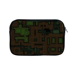 Circuit Board A Completely Seamless Background Design Apple Macbook Pro 13  Zipper Case by Simbadda
