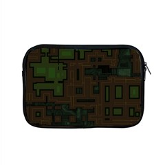 Circuit Board A Completely Seamless Background Design Apple Macbook Pro 15  Zipper Case by Simbadda