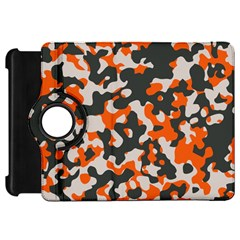 Camouflage Texture Patterns Kindle Fire Hd 7  by Simbadda