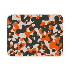 Camouflage Texture Patterns Double Sided Flano Blanket (mini)  by Simbadda