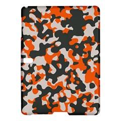Camouflage Texture Patterns Samsung Galaxy Tab S (10 5 ) Hardshell Case  by Simbadda