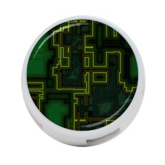 A Completely Seamless Background Design Circuit Board 4 Port Usb Hub (one Side) by Simbadda