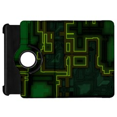 A Completely Seamless Background Design Circuit Board Kindle Fire Hd 7  by Simbadda
