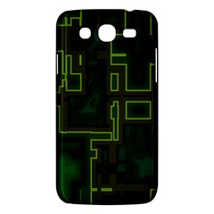 A Completely Seamless Background Design Circuit Board Samsung Galaxy Mega 5 8 I9152 Hardshell Case  by Simbadda