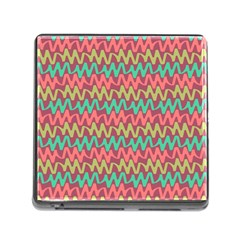Abstract Seamless Abstract Background Pattern Memory Card Reader (square) by Simbadda