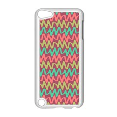 Abstract Seamless Abstract Background Pattern Apple Ipod Touch 5 Case (white) by Simbadda