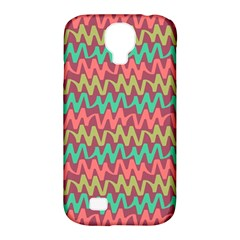 Abstract Seamless Abstract Background Pattern Samsung Galaxy S4 Classic Hardshell Case (pc+silicone) by Simbadda