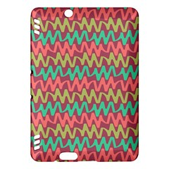 Abstract Seamless Abstract Background Pattern Kindle Fire Hdx Hardshell Case by Simbadda