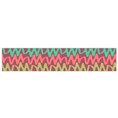 Abstract Seamless Abstract Background Pattern Flano Scarf (small)