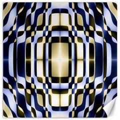 Colorful Seamless Pattern Vibrant Pattern Canvas 16  X 16   by Simbadda