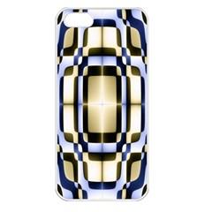 Colorful Seamless Pattern Vibrant Pattern Apple Iphone 5 Seamless Case (white) by Simbadda