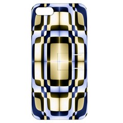 Colorful Seamless Pattern Vibrant Pattern Apple Iphone 5 Hardshell Case With Stand by Simbadda