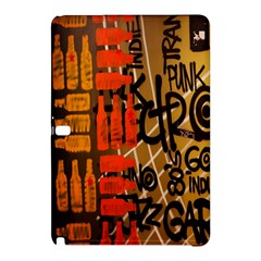 Graffiti Bottle Art Samsung Galaxy Tab Pro 10 1 Hardshell Case by Simbadda