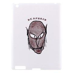 Scary Vampire Drawing Apple Ipad 3/4 Hardshell Case by dflcprints