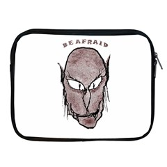 Scary Vampire Drawing Apple Ipad 2/3/4 Zipper Cases by dflcprints