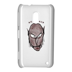 Scary Vampire Drawing Nokia Lumia 620 by dflcprints