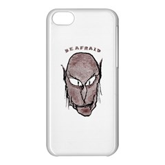 Scary Vampire Drawing Apple Iphone 5c Hardshell Case by dflcprints