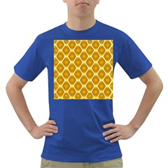 Snake Abstract Background Pattern Dark T Shirt