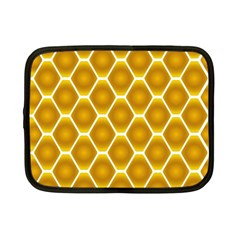 Snake Abstract Background Pattern Netbook Case (small)  by Simbadda