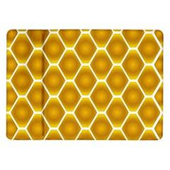Snake Abstract Background Pattern Samsung Galaxy Tab 10 1  P7500 Flip Case by Simbadda