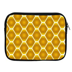 Snake Abstract Background Pattern Apple Ipad 2/3/4 Zipper Cases by Simbadda