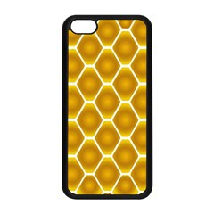 Snake Abstract Background Pattern Apple Iphone 5c Seamless Case (black) by Simbadda