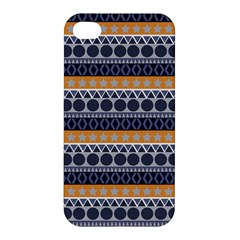 Seamless Abstract Elegant Background Pattern Apple Iphone 4/4s Premium Hardshell Case by Simbadda