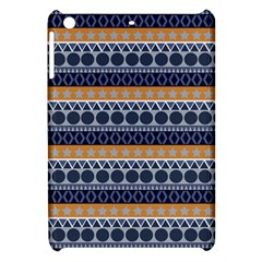 Seamless Abstract Elegant Background Pattern Apple Ipad Mini Hardshell Case by Simbadda
