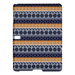 Seamless Abstract Elegant Background Pattern Samsung Galaxy Tab S (10 5 ) Hardshell Case  by Simbadda
