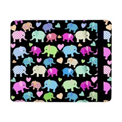 Cute Elephants  Samsung Galaxy Tab Pro 8 4  Flip Case by Valentinaart