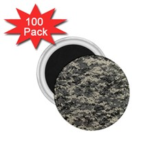 Us Army Digital Camouflage Pattern 1 75  Magnets (100 Pack)  by Simbadda