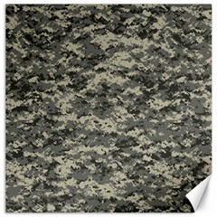 Us Army Digital Camouflage Pattern Canvas 12  X 12