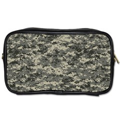 Us Army Digital Camouflage Pattern Toiletries Bags 2 Side by Simbadda