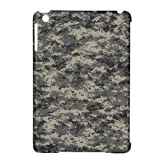 Us Army Digital Camouflage Pattern Apple Ipad Mini Hardshell Case (compatible With Smart Cover) by Simbadda