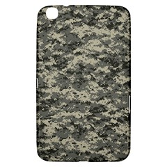 Us Army Digital Camouflage Pattern Samsung Galaxy Tab 3 (8 ) T3100 Hardshell Case  by Simbadda