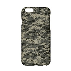Us Army Digital Camouflage Pattern Apple Iphone 6/6s Hardshell Case by Simbadda